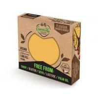Сыр растительный чеддер, блок, GreenVie